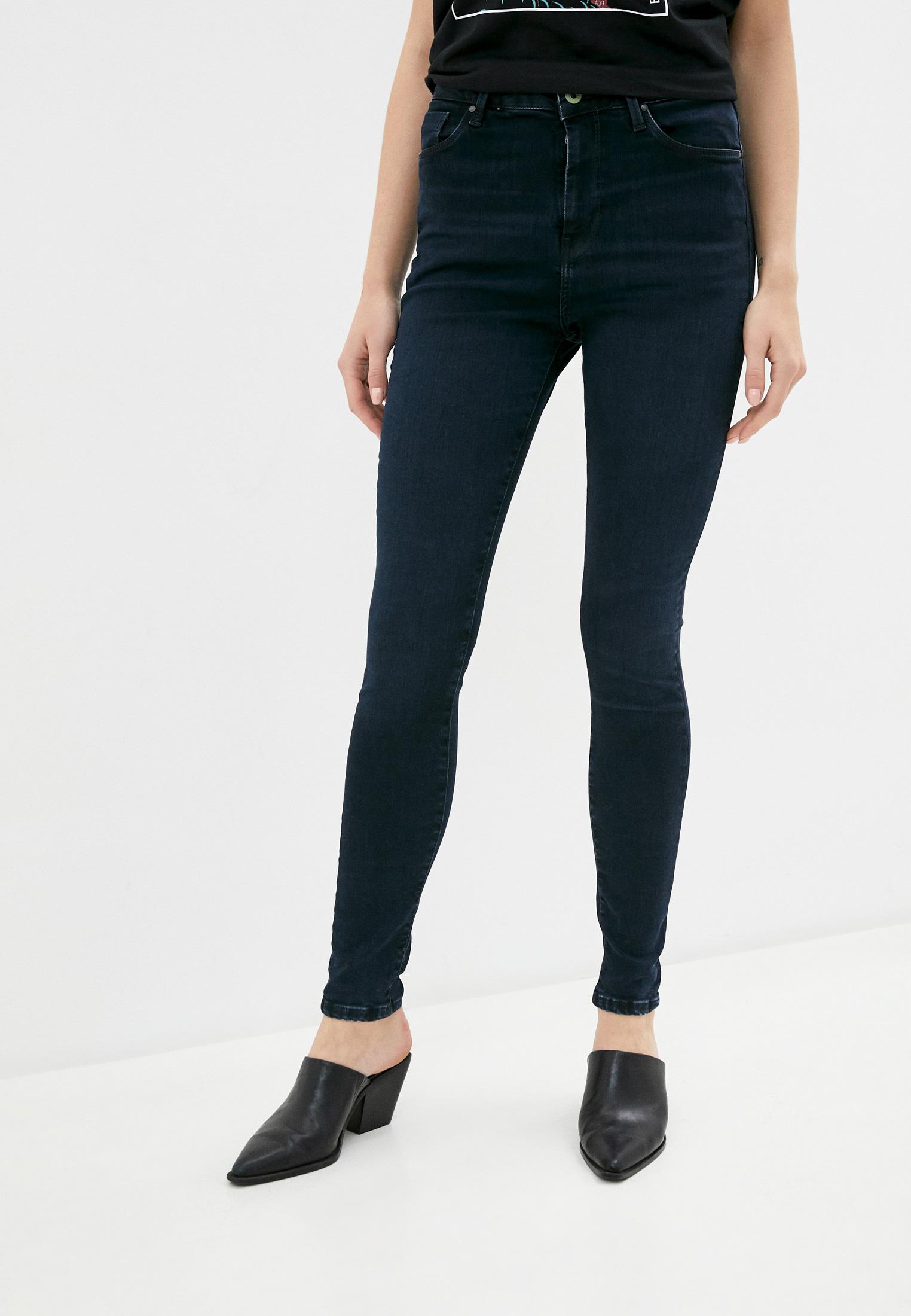 Зауженные джинсы Pepe Jeans (Пепе Джинс) PL202285WQ0: изображение 1