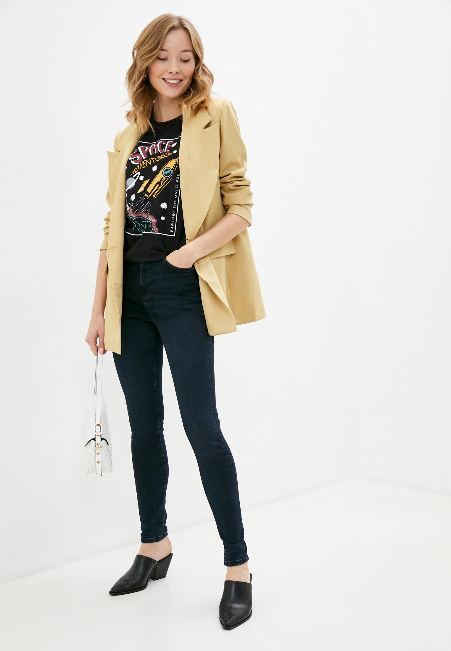 Зауженные джинсы Pepe Jeans (Пепе Джинс) PL202285WQ0: изображение 2