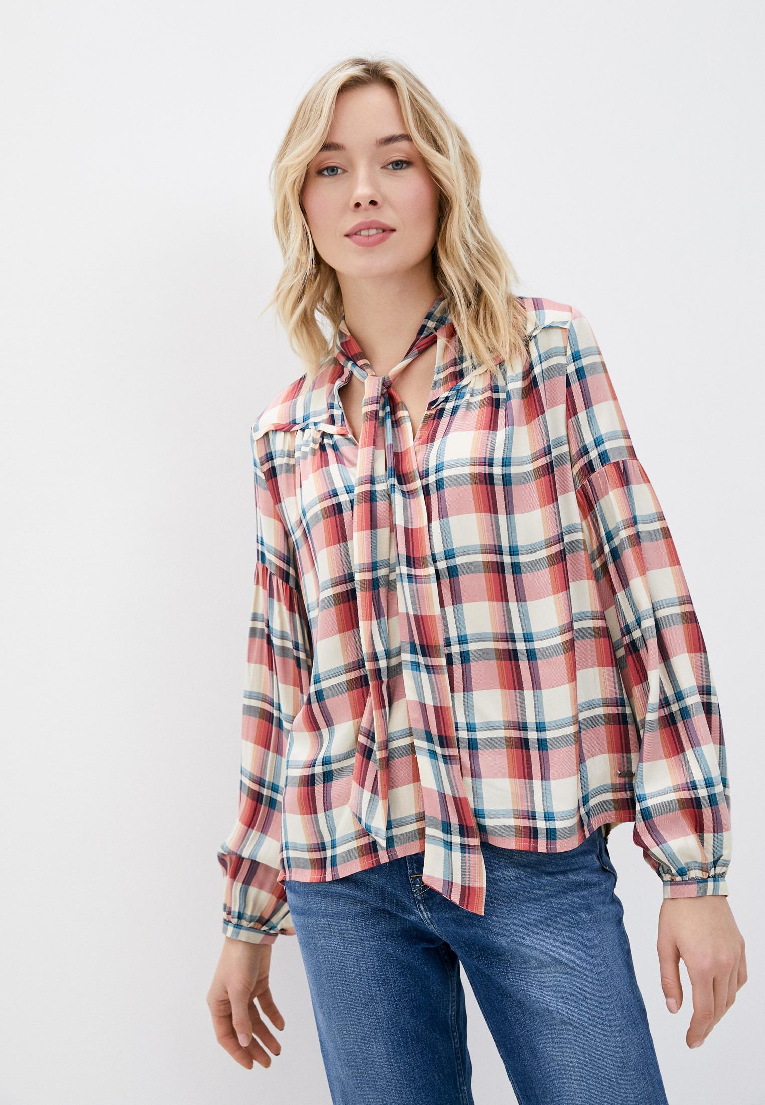 Женские рубашки с длинным рукавом Pepe Jeans (Пепе Джинс) PL303802