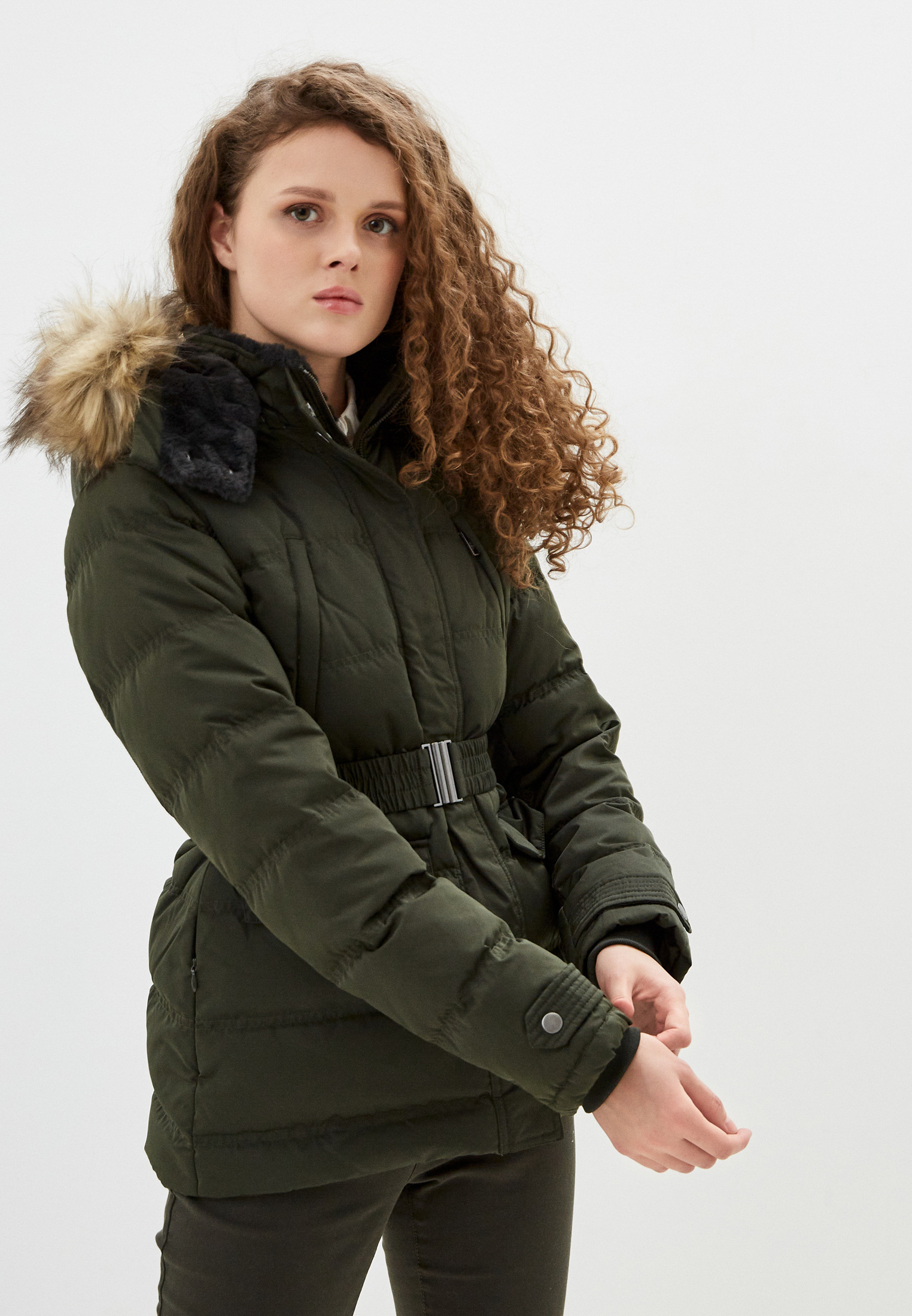 Утепленная куртка Pepe Jeans (Пепе Джинс) PL401848