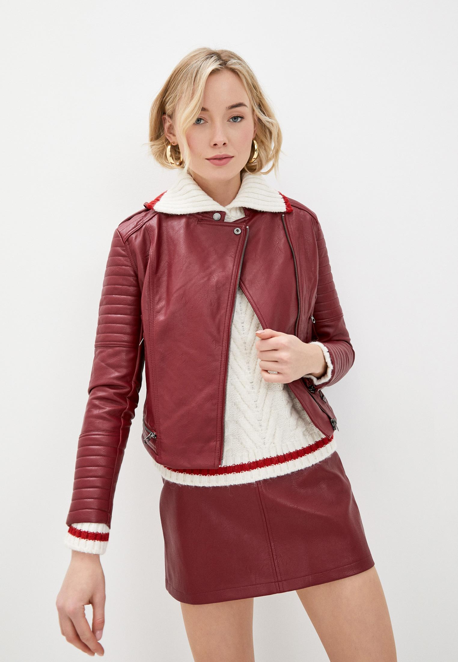 Кожаная куртка Pepe Jeans (Пепе Джинс) PL401863