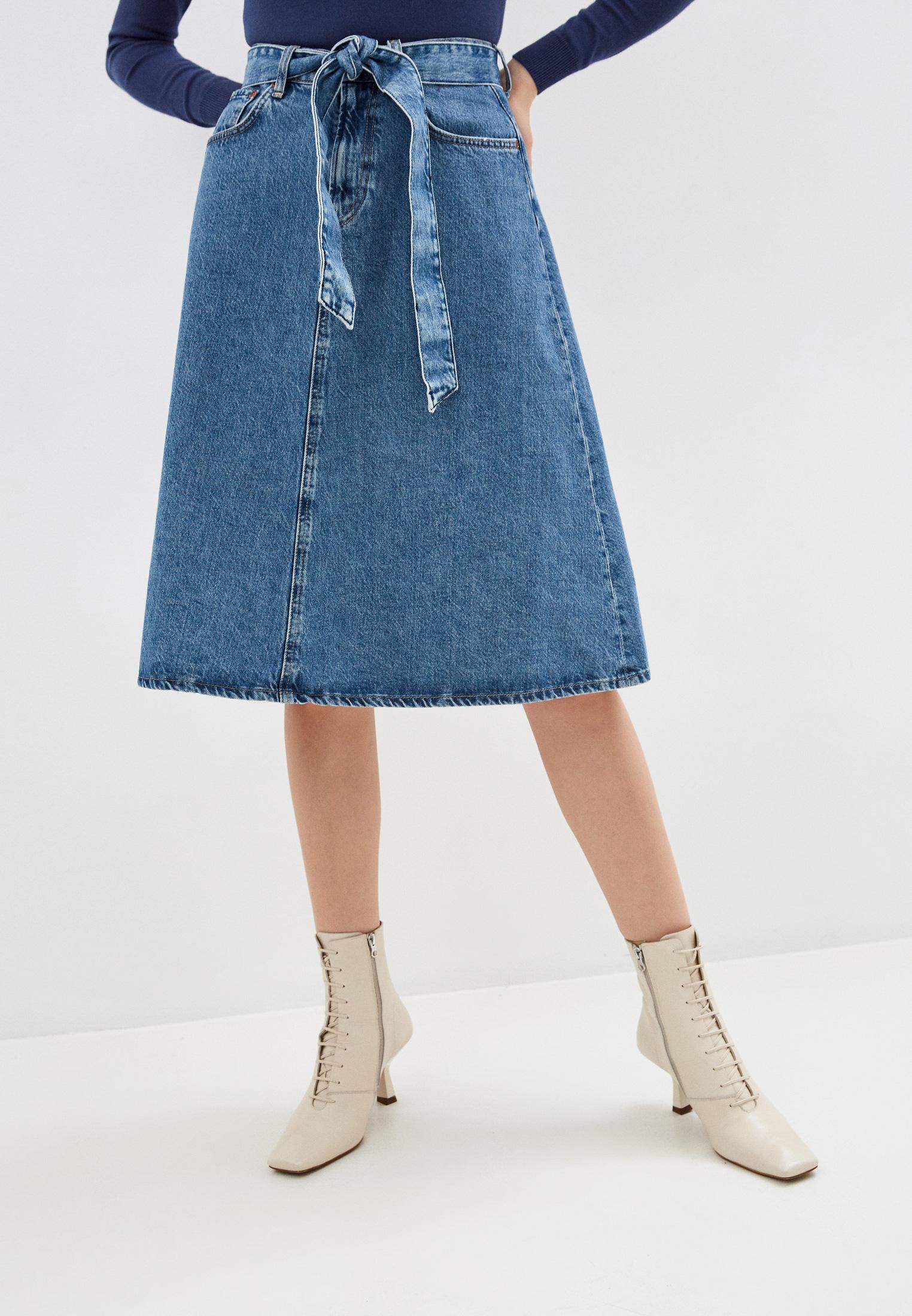 Джинсовая юбка Pepe Jeans (Пепе Джинс) PL900900