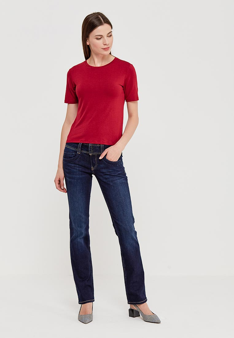 Прямые джинсы Pepe Jeans (Пепе Джинс) PL201157H06: изображение 6