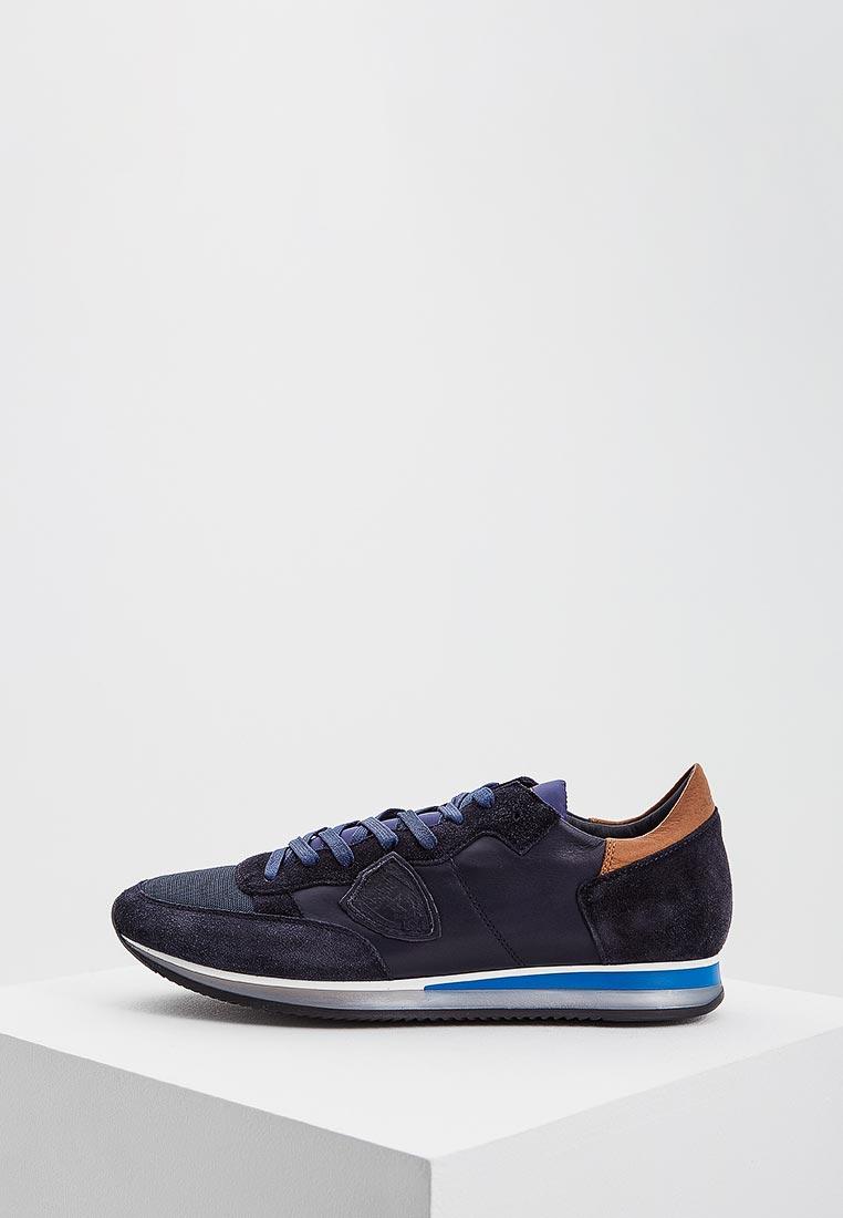 Мужские кроссовки Philippe Model Paris A18ITRLUWZ15