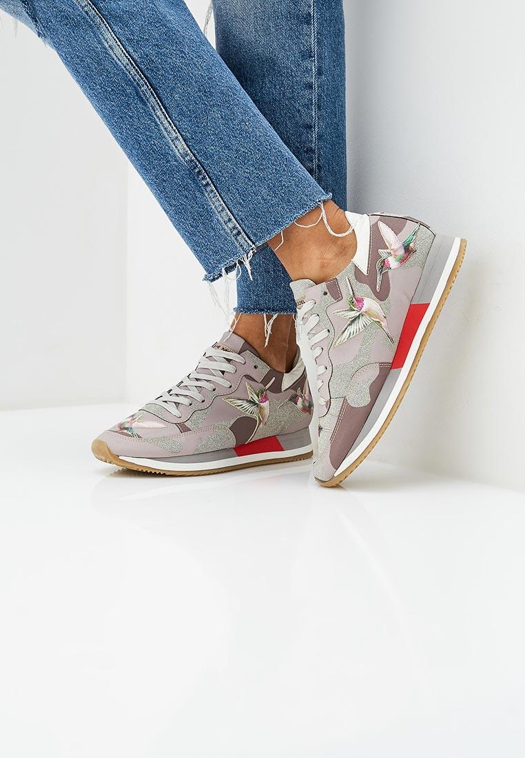Женские кроссовки Philippe Model Paris A18ITBLDBG03: изображение 6
