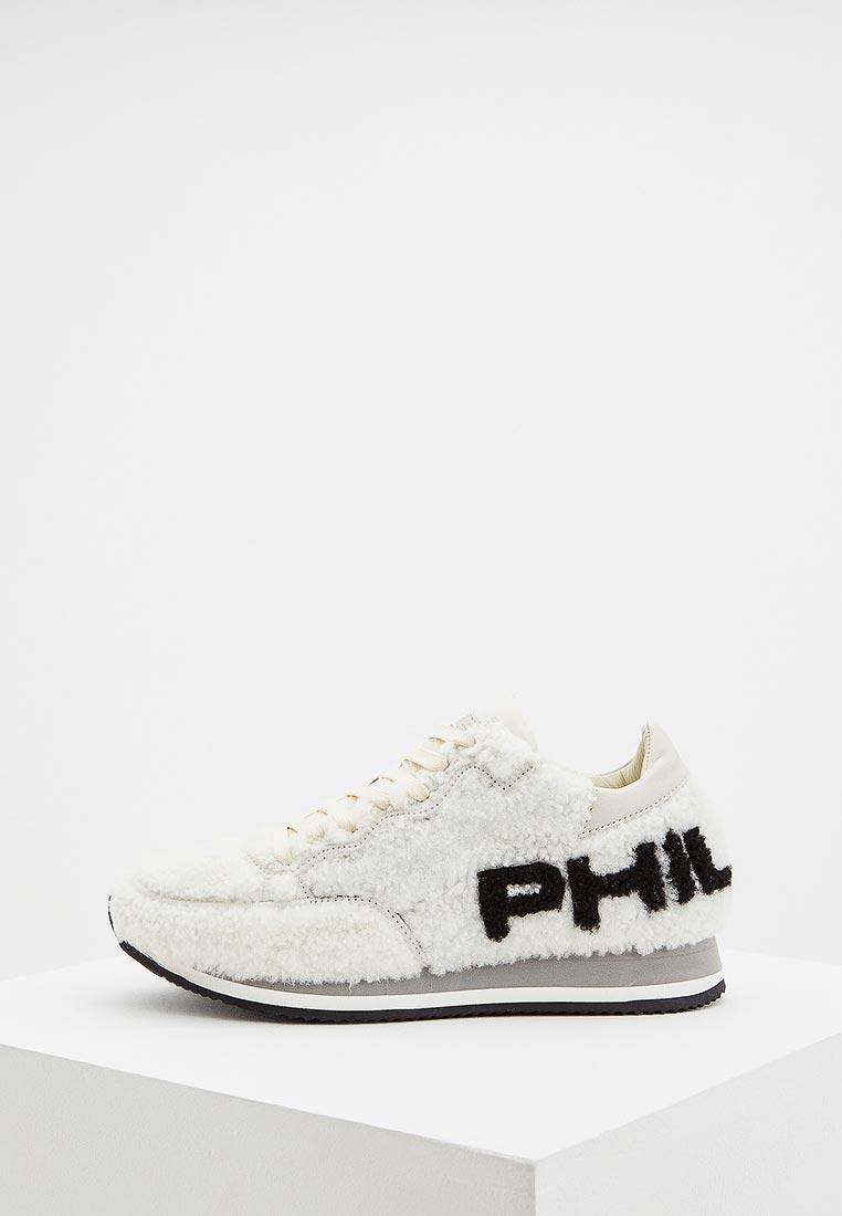 Женские кроссовки Philippe Model Paris A18ITBLDAW01