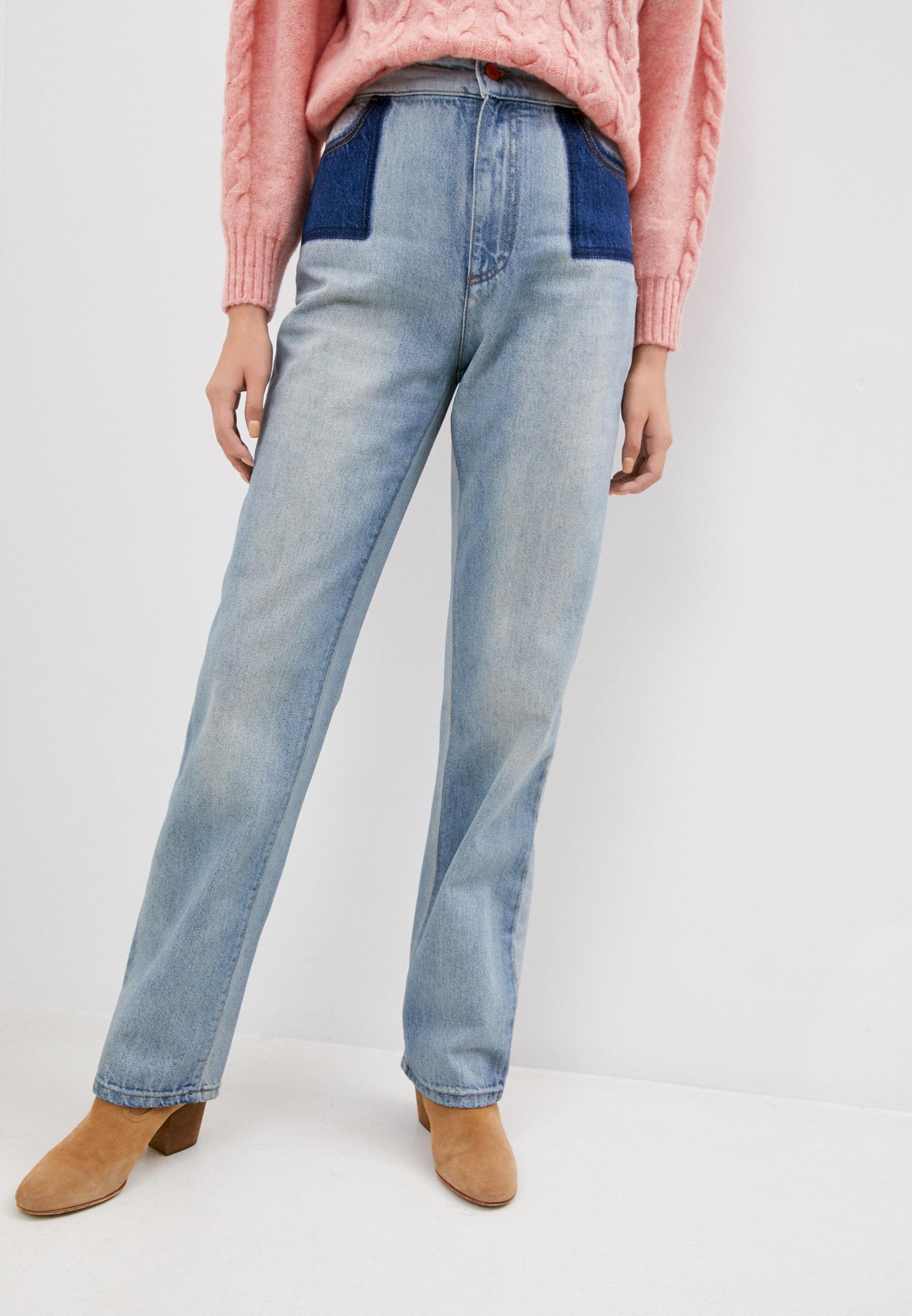Прямые джинсы PHILOSOPHY DI LORENZO SERAFINI V03127130