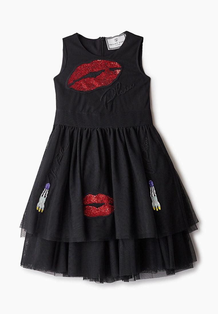 Нарядное платье Philipp Plein S17C GRG0005 PJY002N