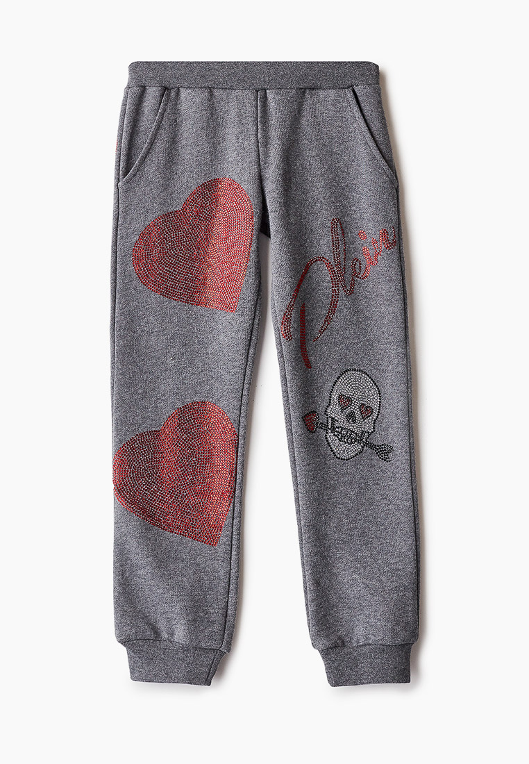 Спортивные брюки для девочек Philipp Plein F17C GJT0019 PJO002N
