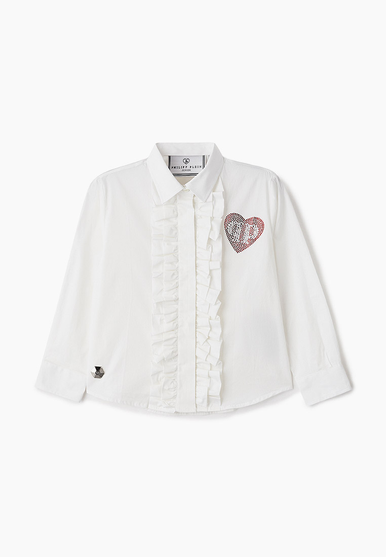 Рубашка Philipp Plein Блуза Philipp Plein