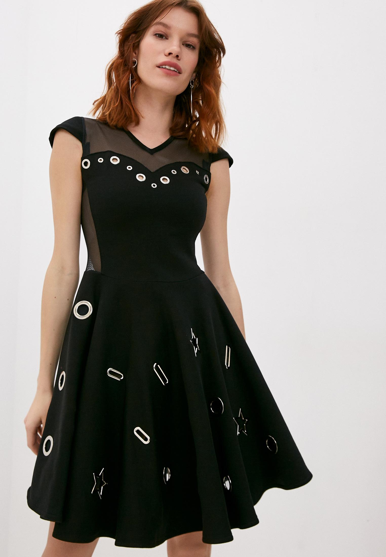 Вечернее / коктейльное платье Philipp Plein P17C WRG0109 PJY002N