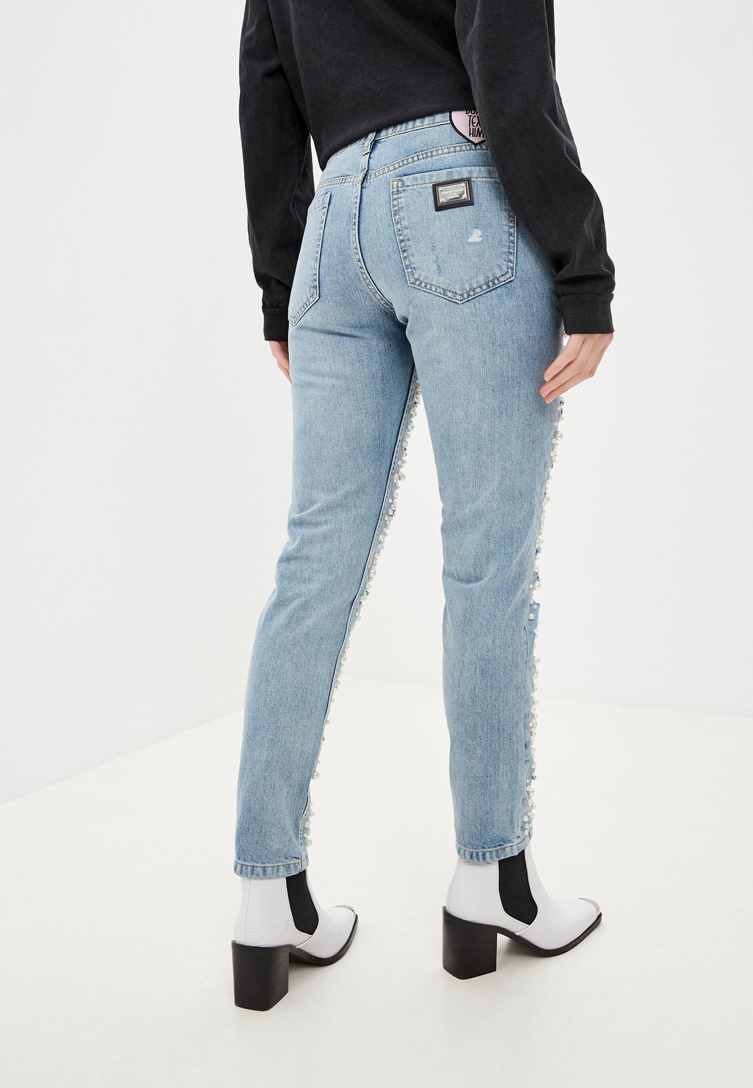 Зауженные джинсы Philipp Plein A17C WDT0462 PDE004N: изображение 4