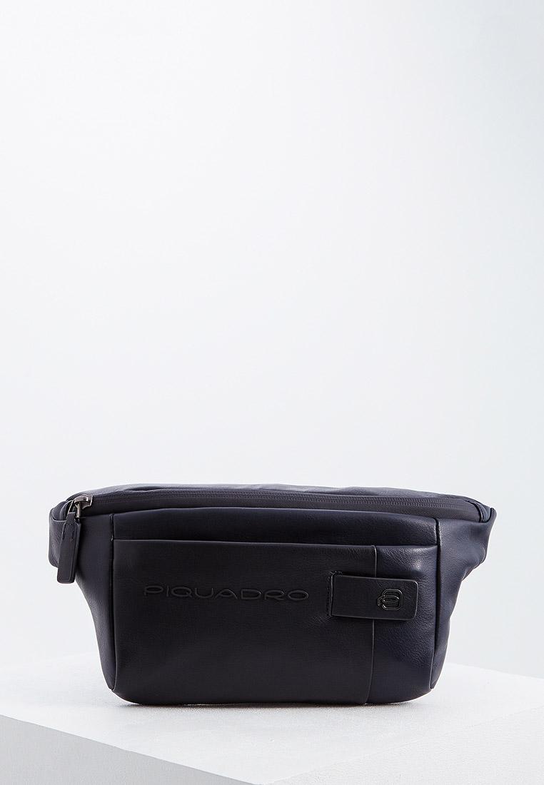 Спортивная сумка Piquadro Сумка поясная Piquadro