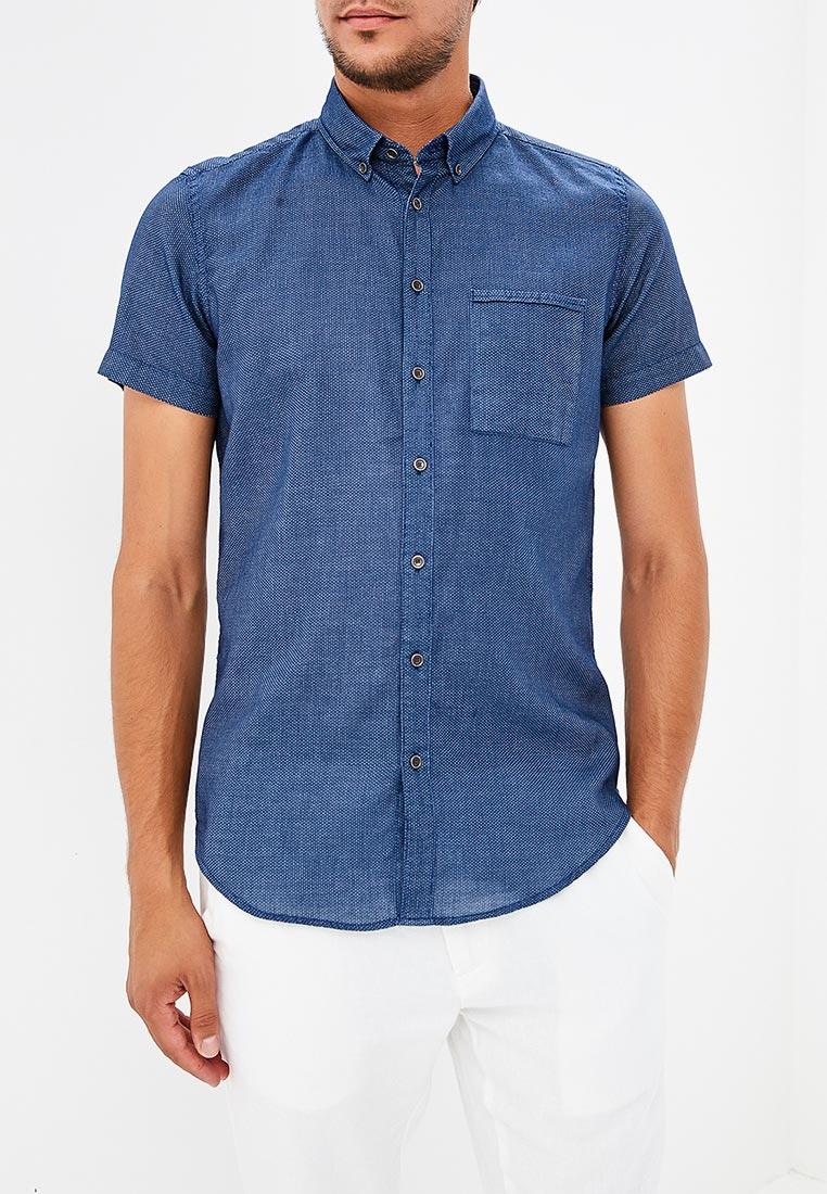 Рубашка с коротким рукавом Piazza Italia 97818