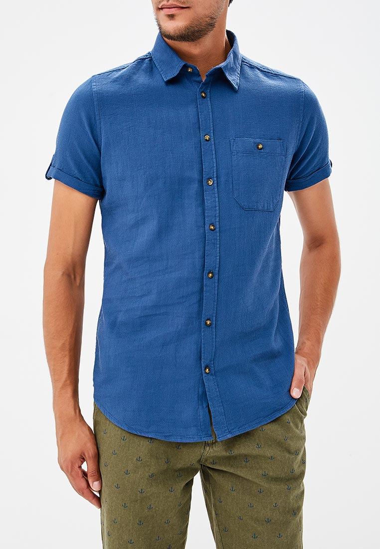 Рубашка с коротким рукавом Piazza Italia 97843