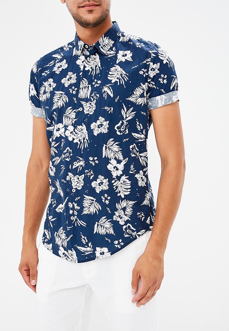 Рубашка с коротким рукавом Piazza Italia 96341