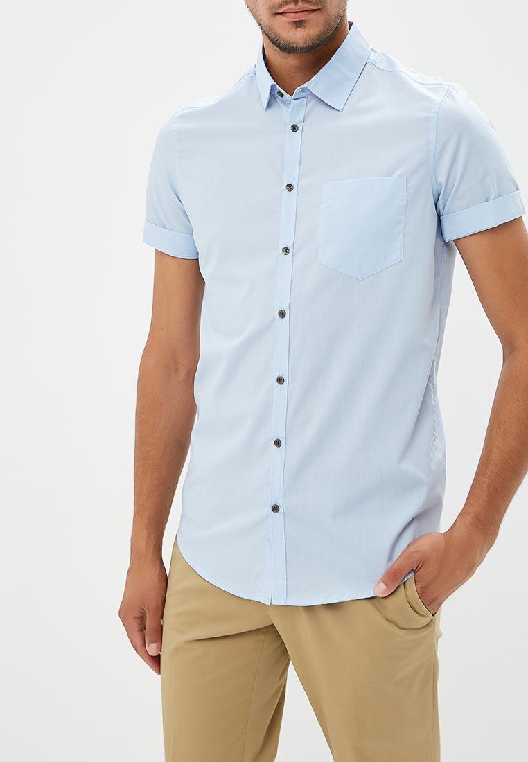 Рубашка с коротким рукавом Piazza Italia 96386