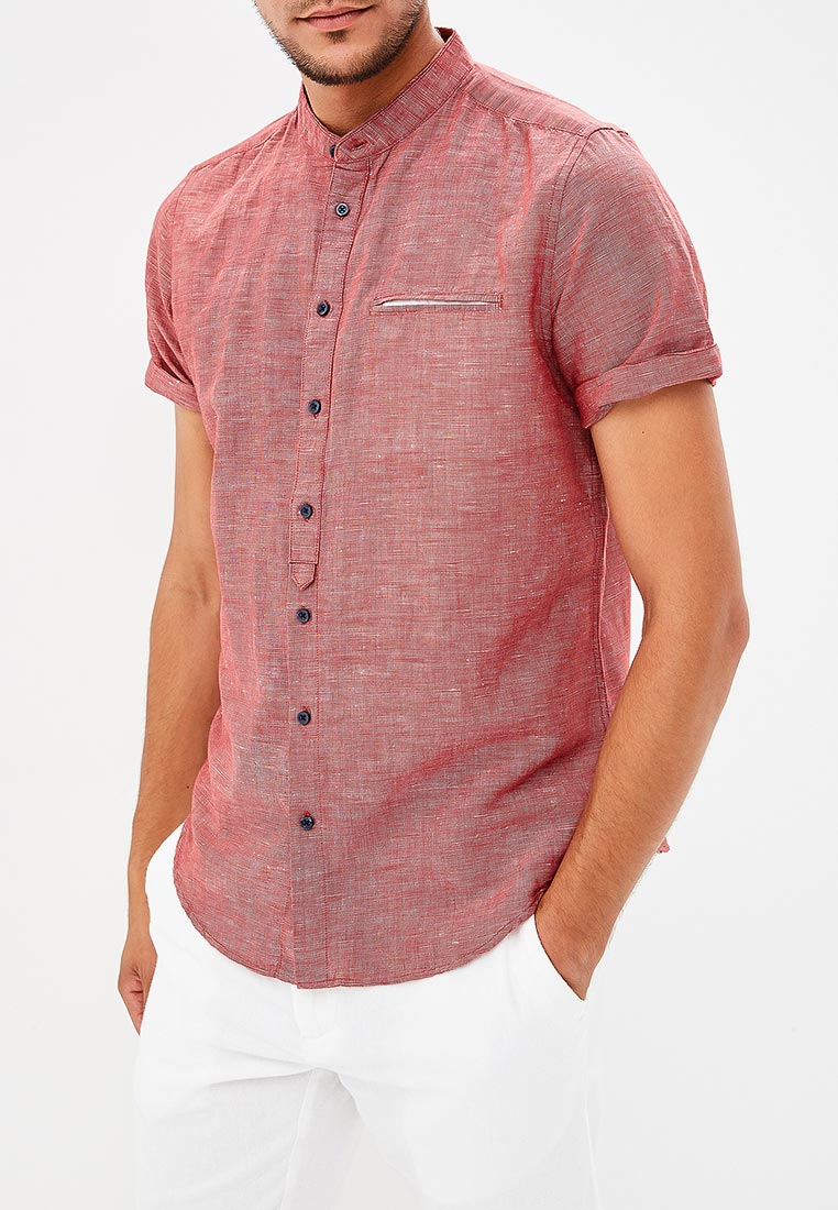 Рубашка с коротким рукавом Piazza Italia 97826