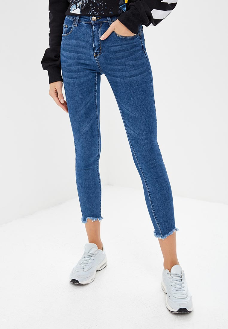 Зауженные джинсы Piazza Italia (Пиазза Италия) 98323