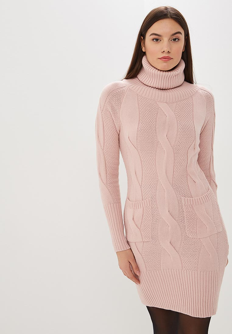Вязаное платье Pink Frost PI17-18SV-ROZ