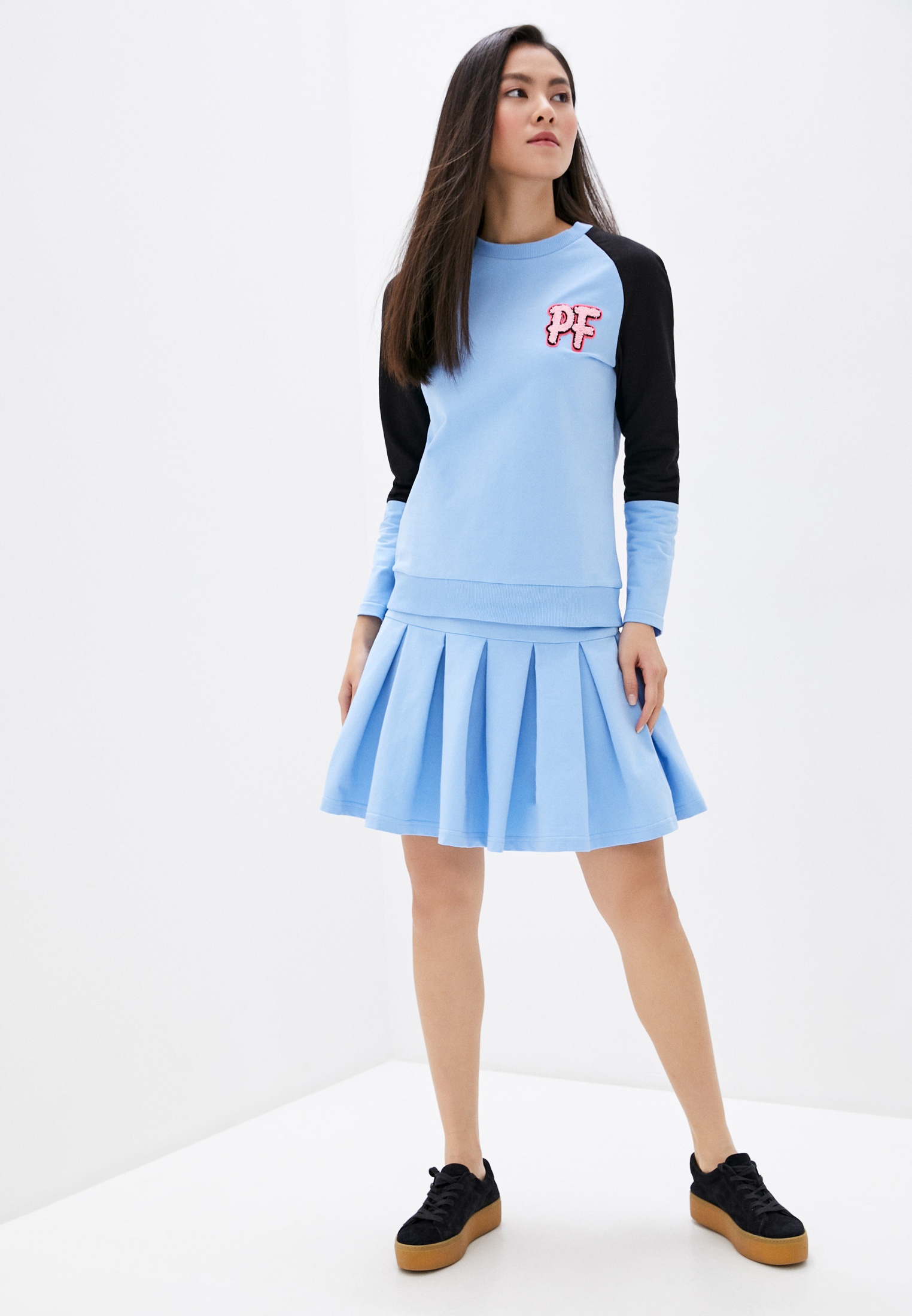 Костюм с юбкой Pink Frost PFSS20-KSY-G
