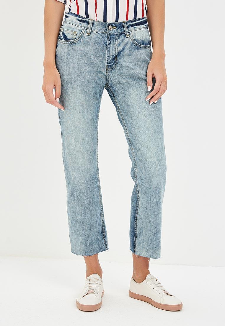 Прямые джинсы Pink Woman 3086.118