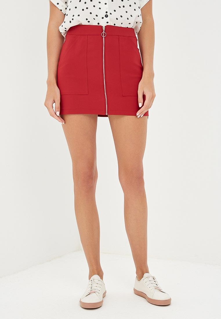Прямая юбка Pink Woman 4003.118