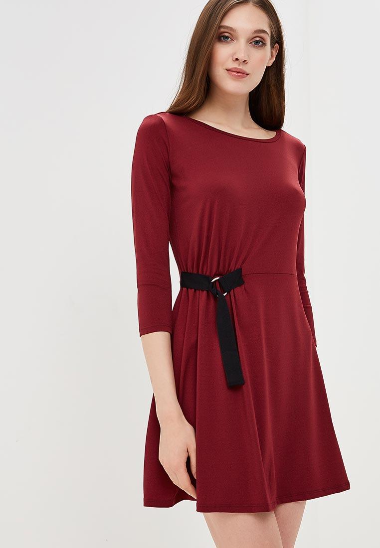 Вязаное платье Pink Woman 6013.118