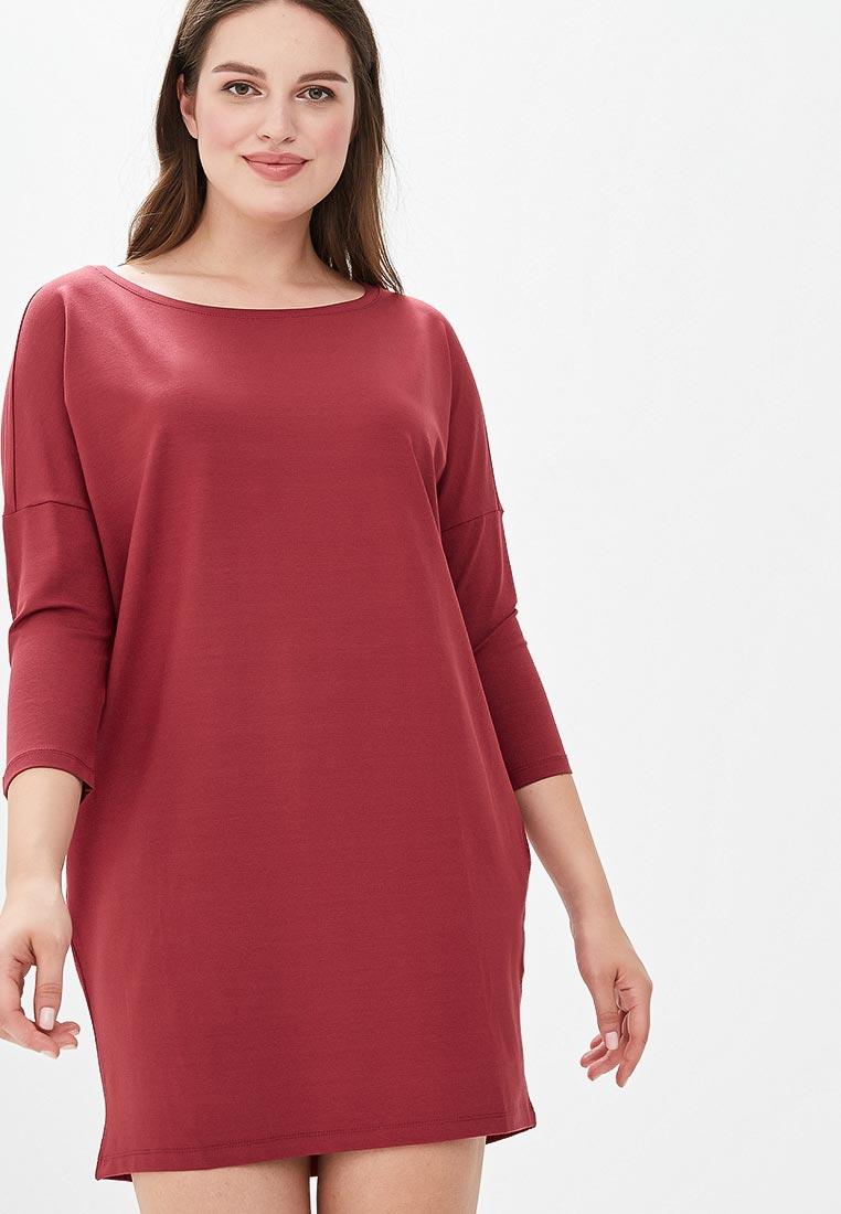 Вязаное платье Pink Woman 6025.118