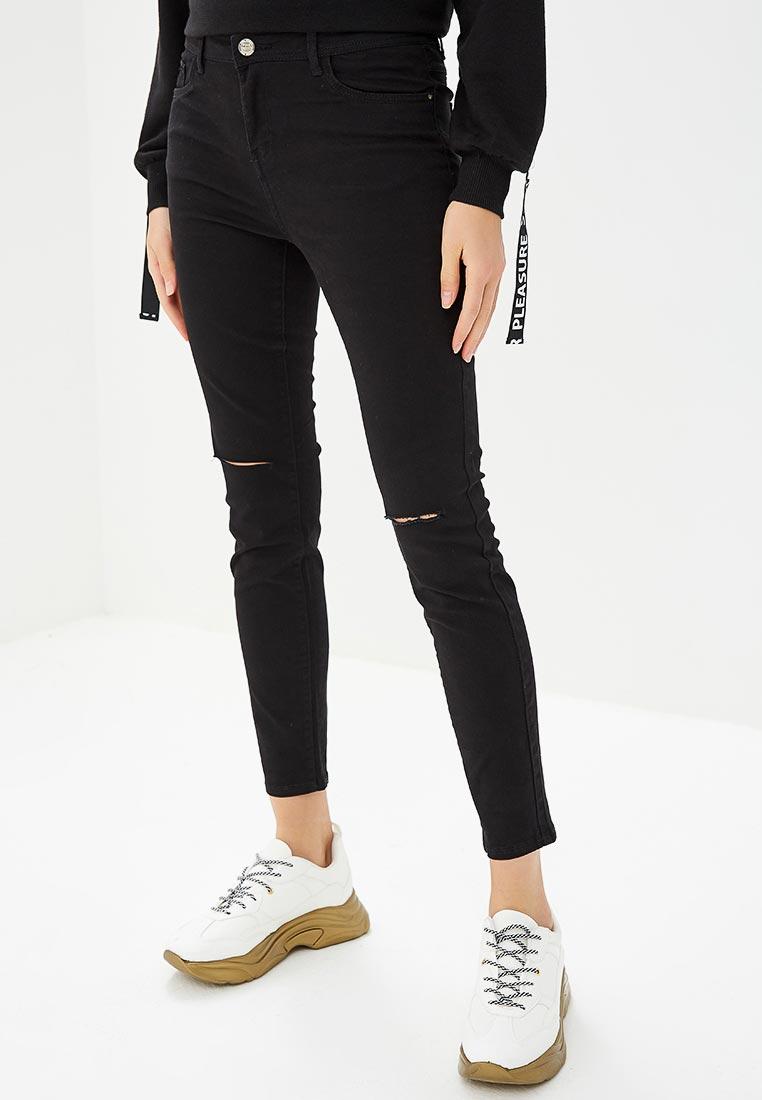 Зауженные джинсы Pink Woman 3190.218