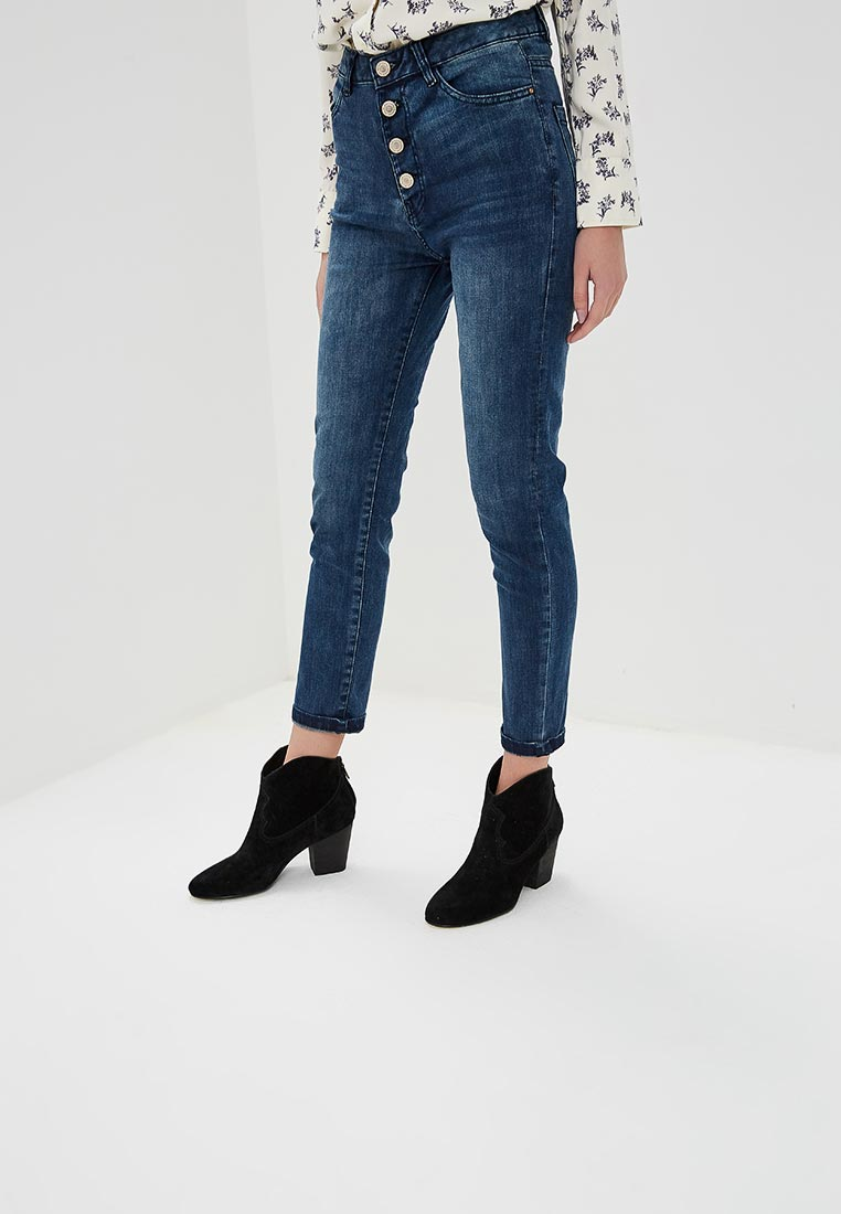 Зауженные джинсы Pink Woman 3133.218