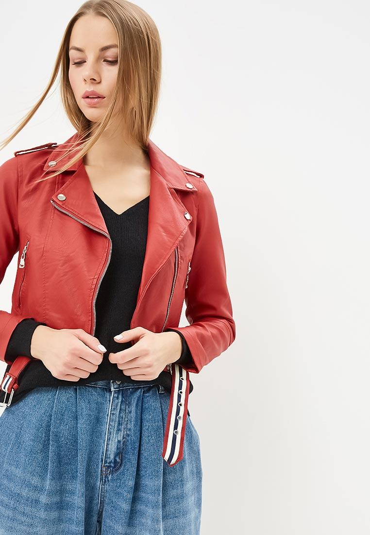 Кожаная куртка Pink Woman 5136.218