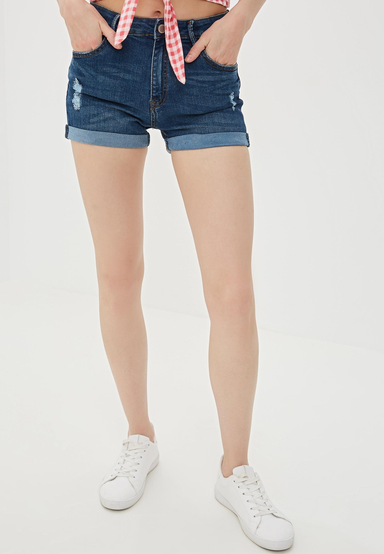 Женские джинсовые шорты Pink Woman 3120.119
