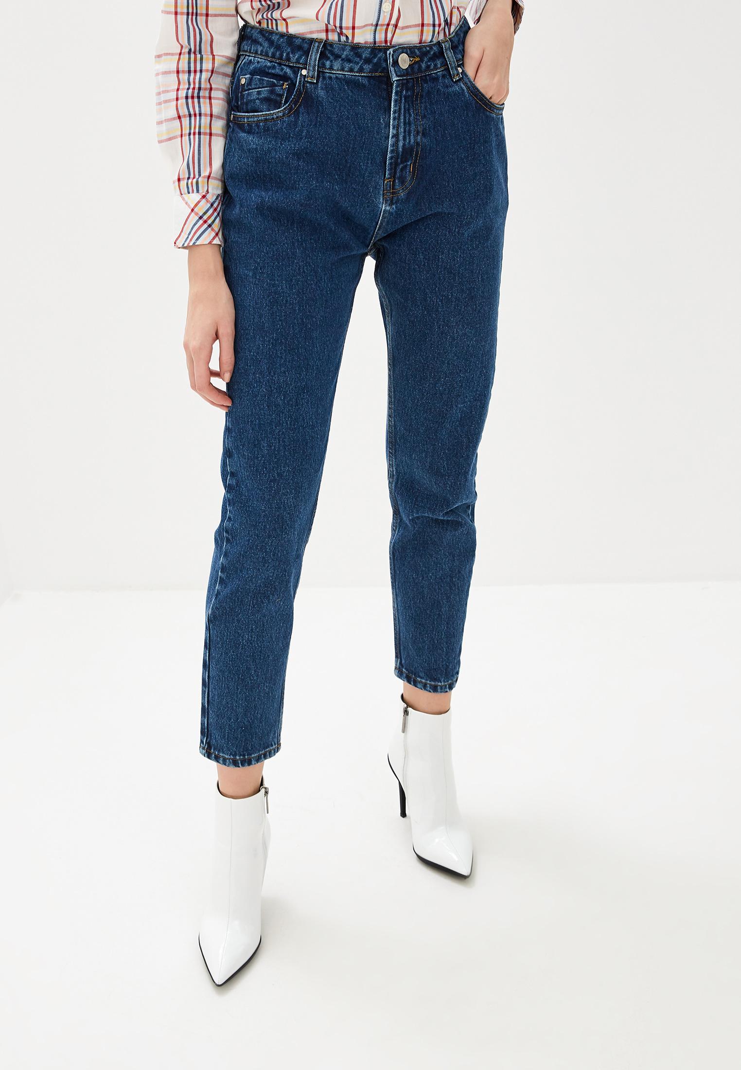 Прямые джинсы Pink Woman 3024.219