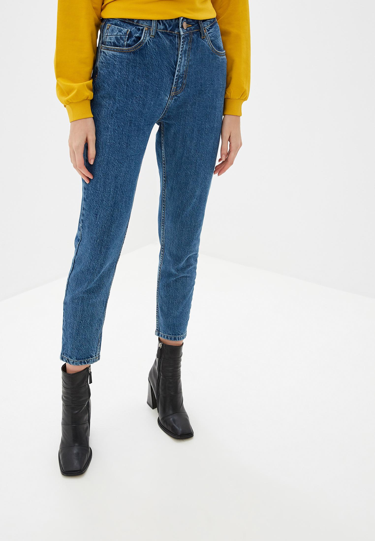 Прямые джинсы Pink Woman 3085.219
