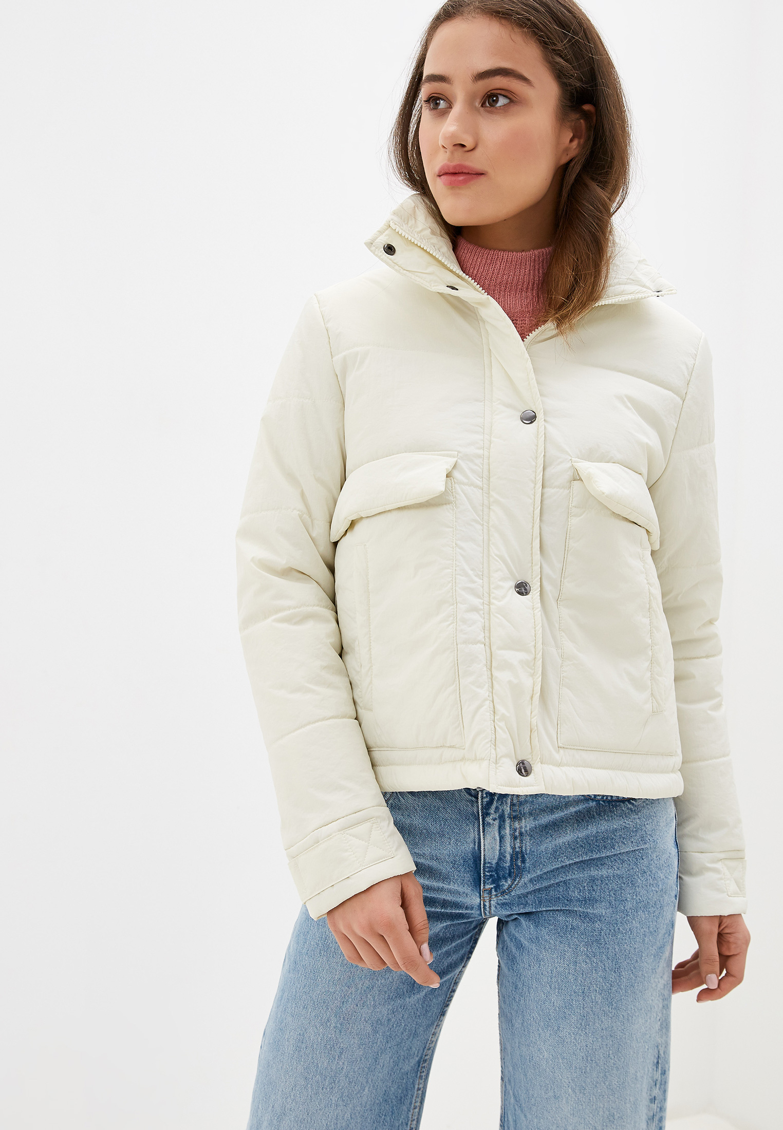 Утепленная куртка Pink Woman 5051.219