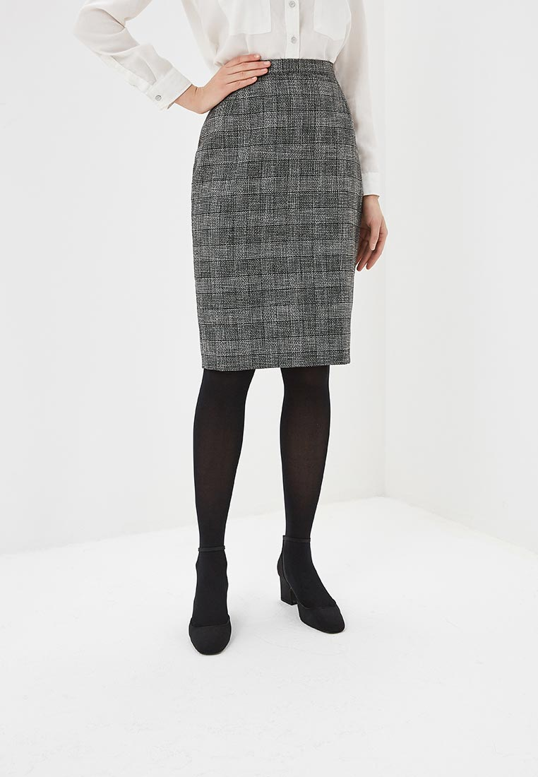 Прямая юбка Pietro Filipi DK6709044IOA