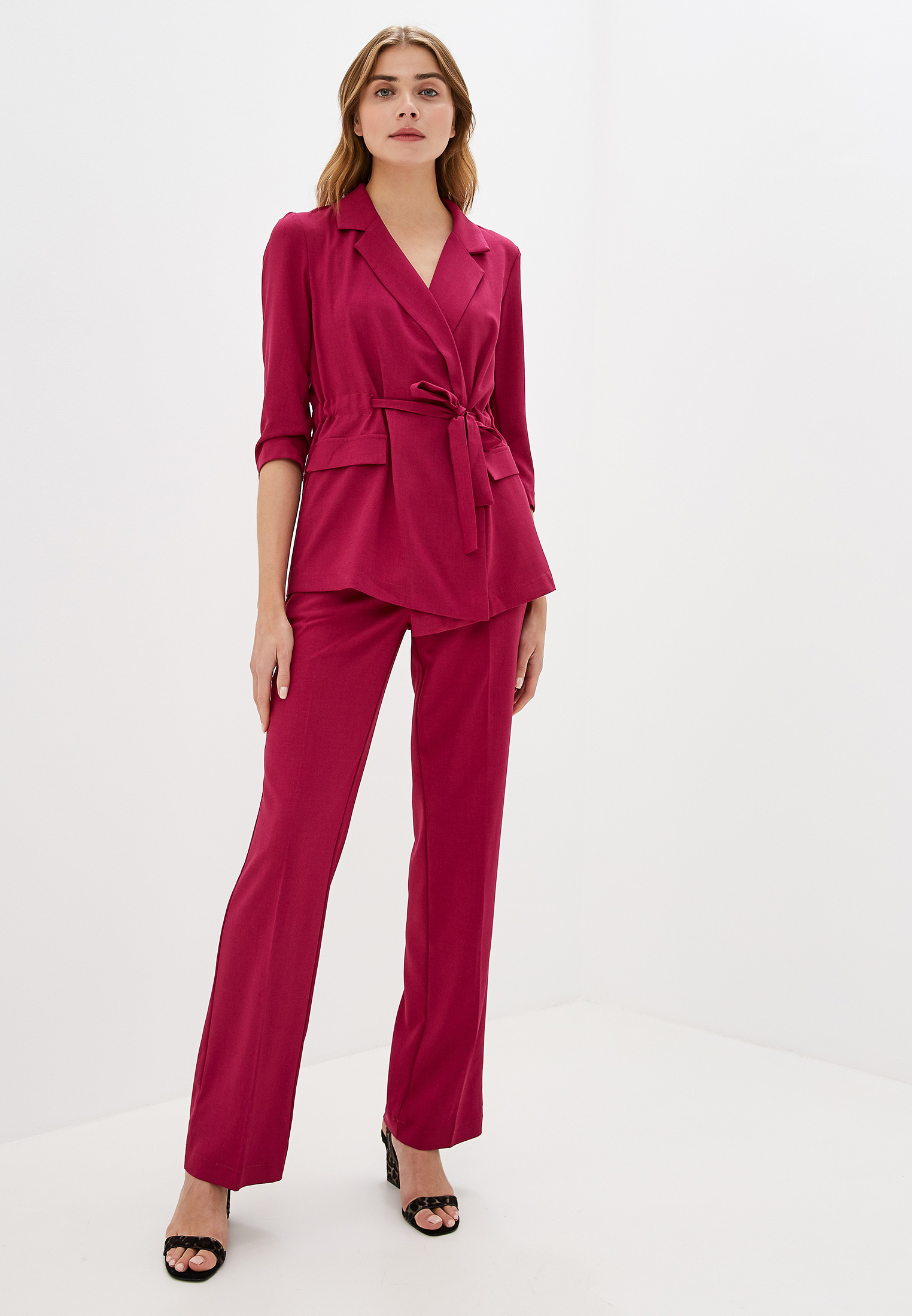 Костюм с брюками Pink Summer PS19RKBR1-34