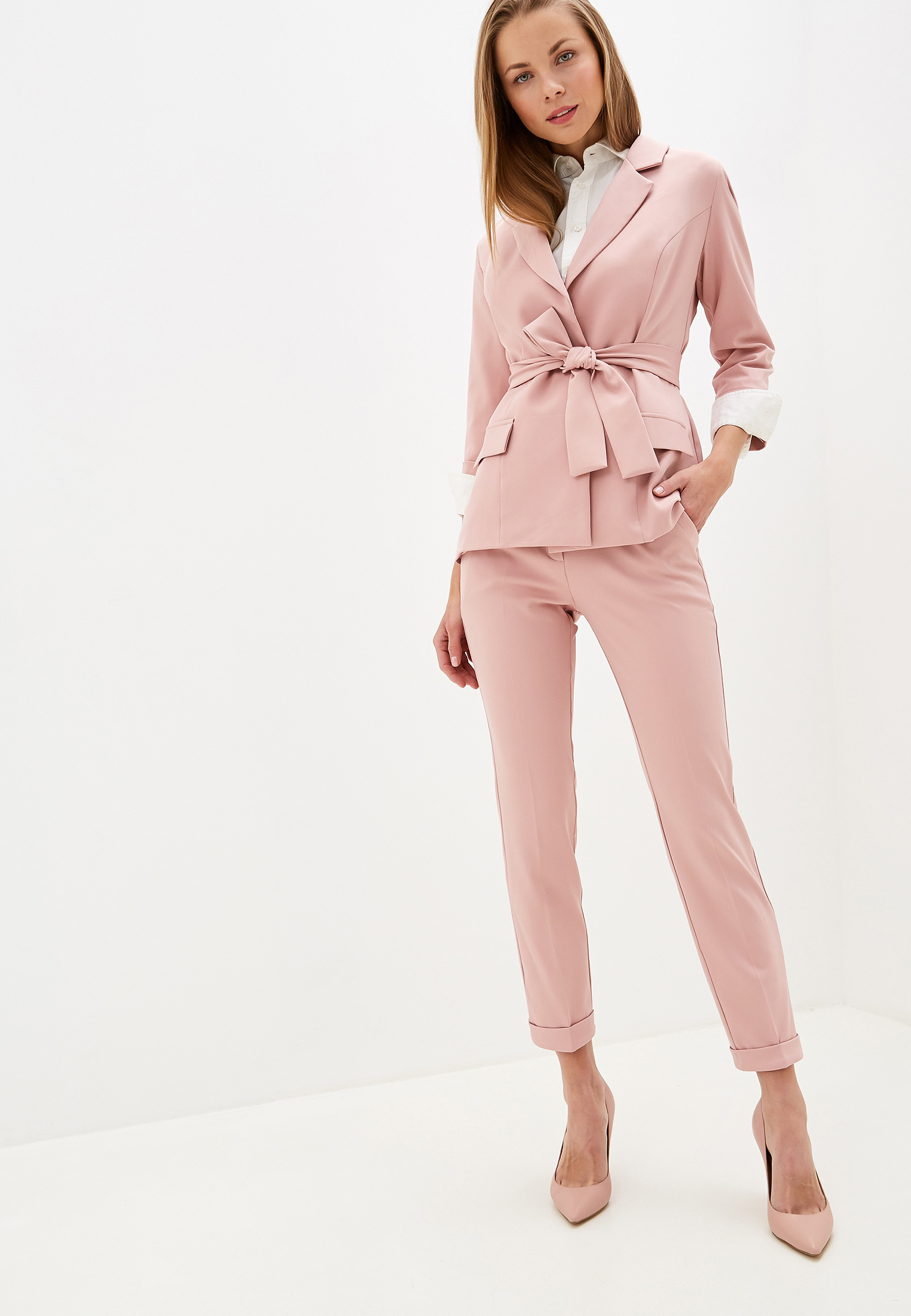 Костюм с брюками Pink Summer PS19KYUZ-K