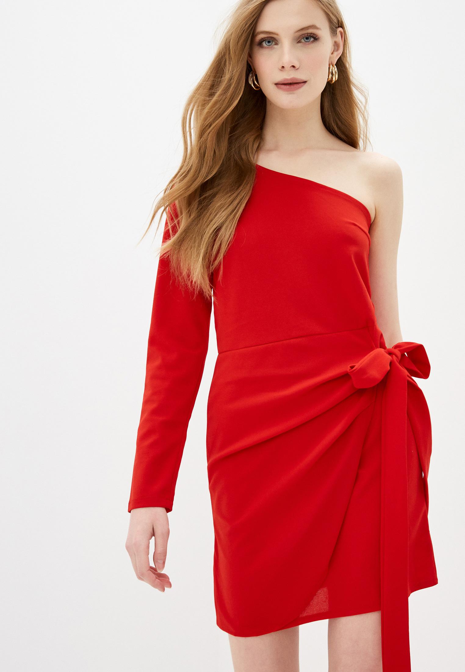 Вечернее / коктейльное платье Pink Summer PSF20-2242