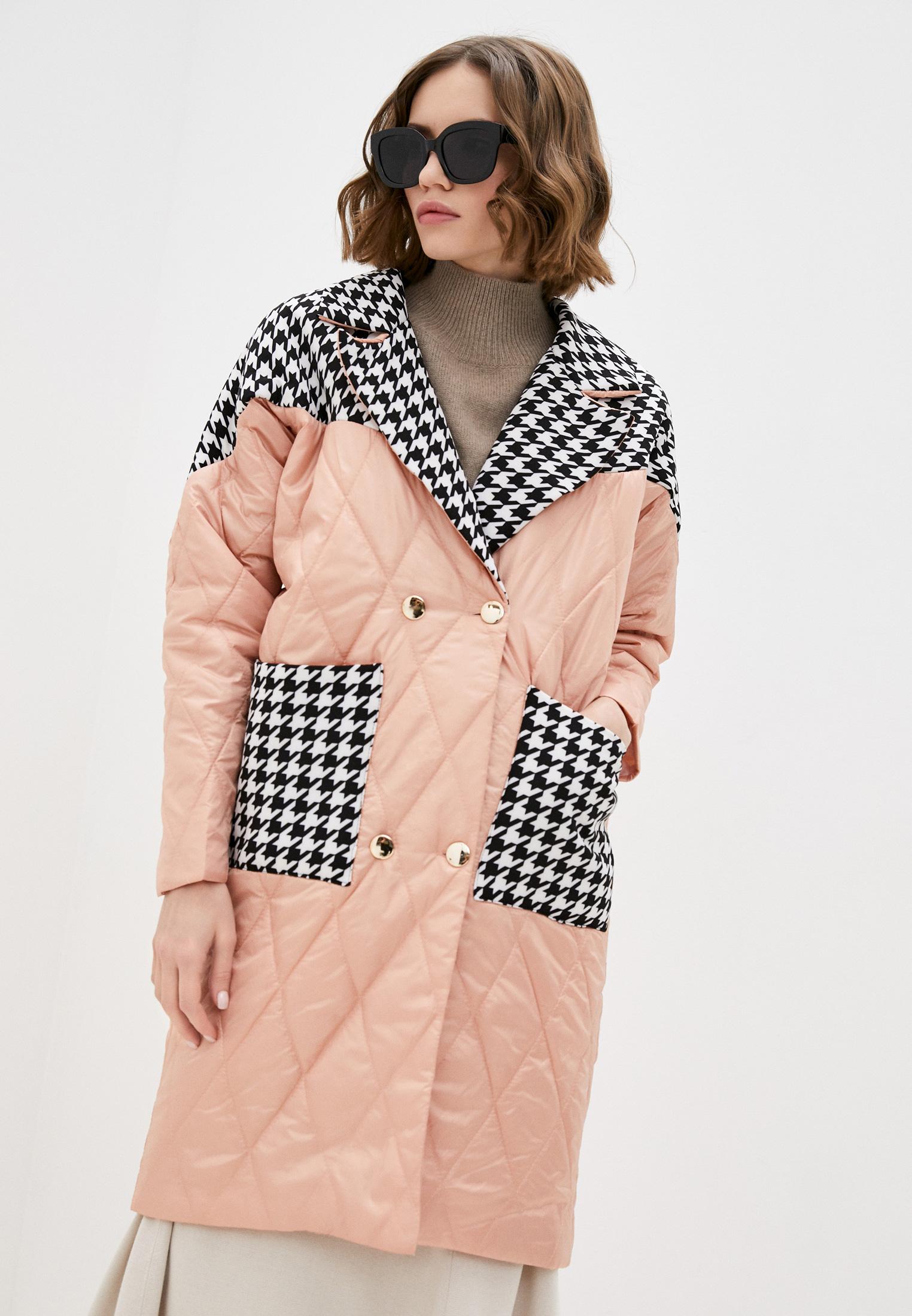 Утепленная куртка Pink Summer PSF20-170