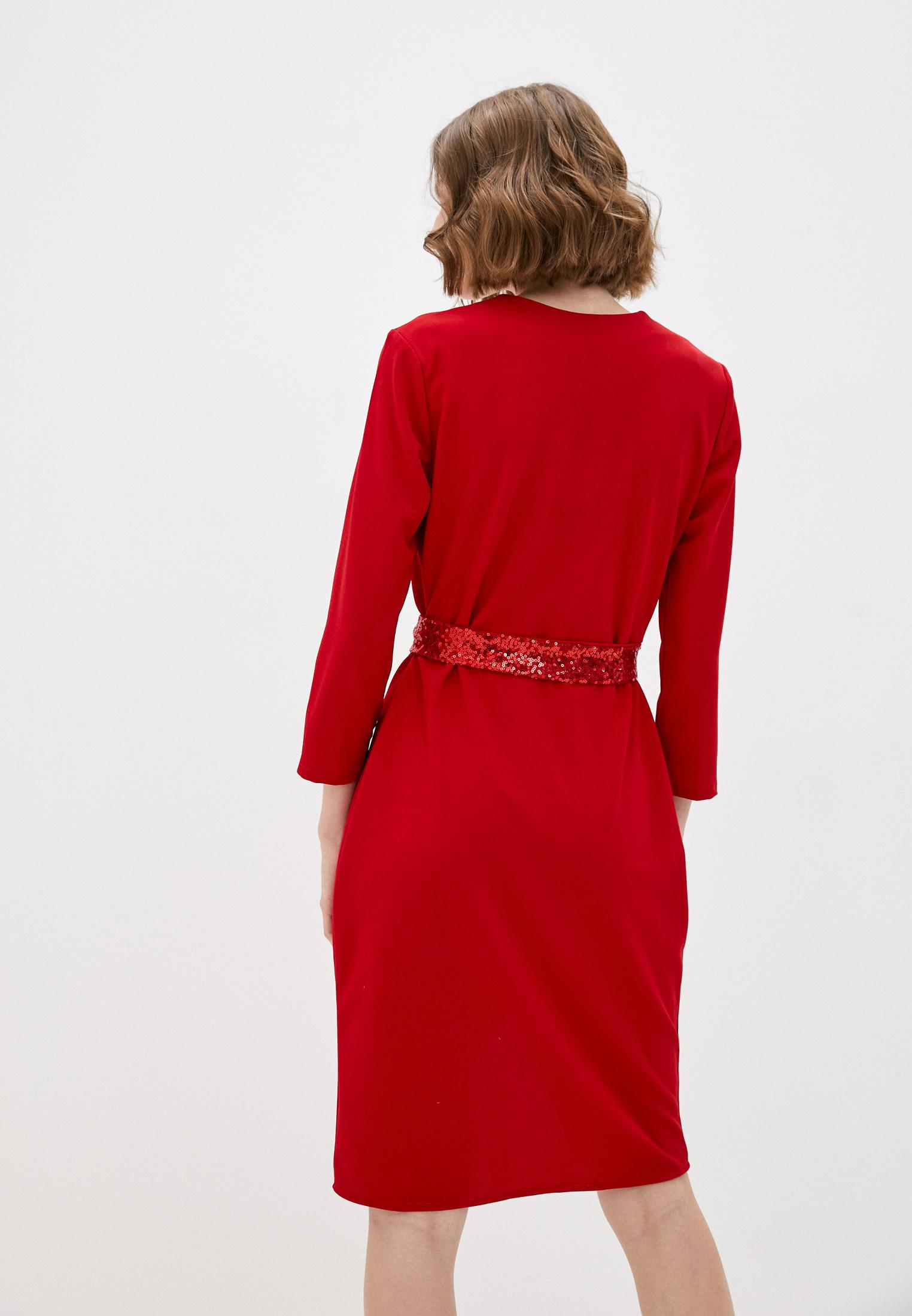 Вечернее / коктейльное платье Pink Summer PSF20-202-2: изображение 3