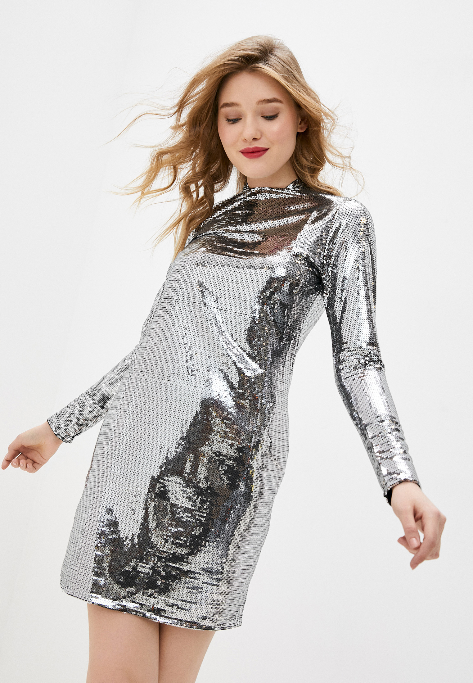 Вечернее / коктейльное платье Pink Summer PSF20-2022-2
