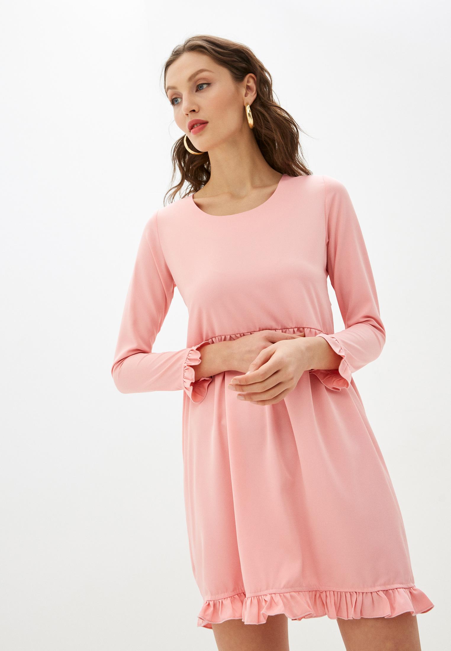 Платье Pink Summer PSS21-7-1