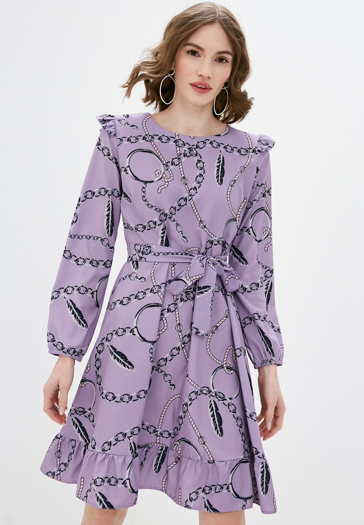 Платье Pink Summer PS2166-18