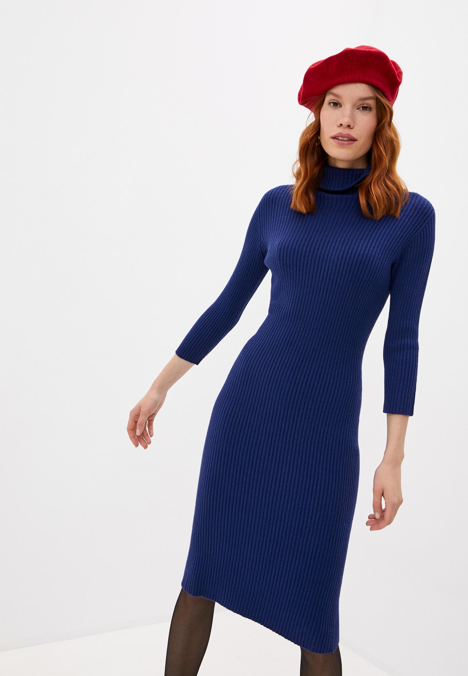 Вязаное платье Pietro Brunelli Milano AGM052