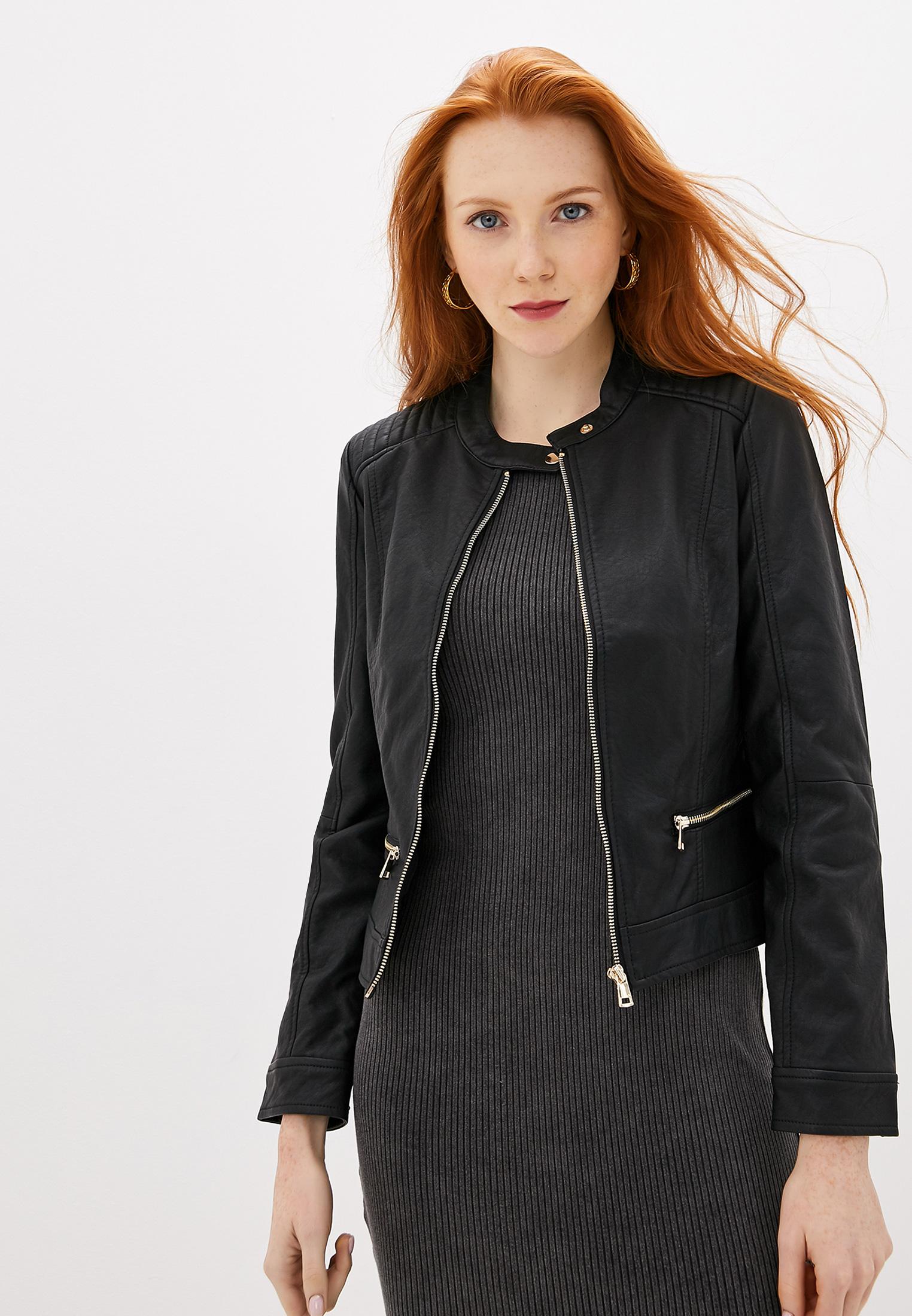 Кожаная куртка Pimkie 323364