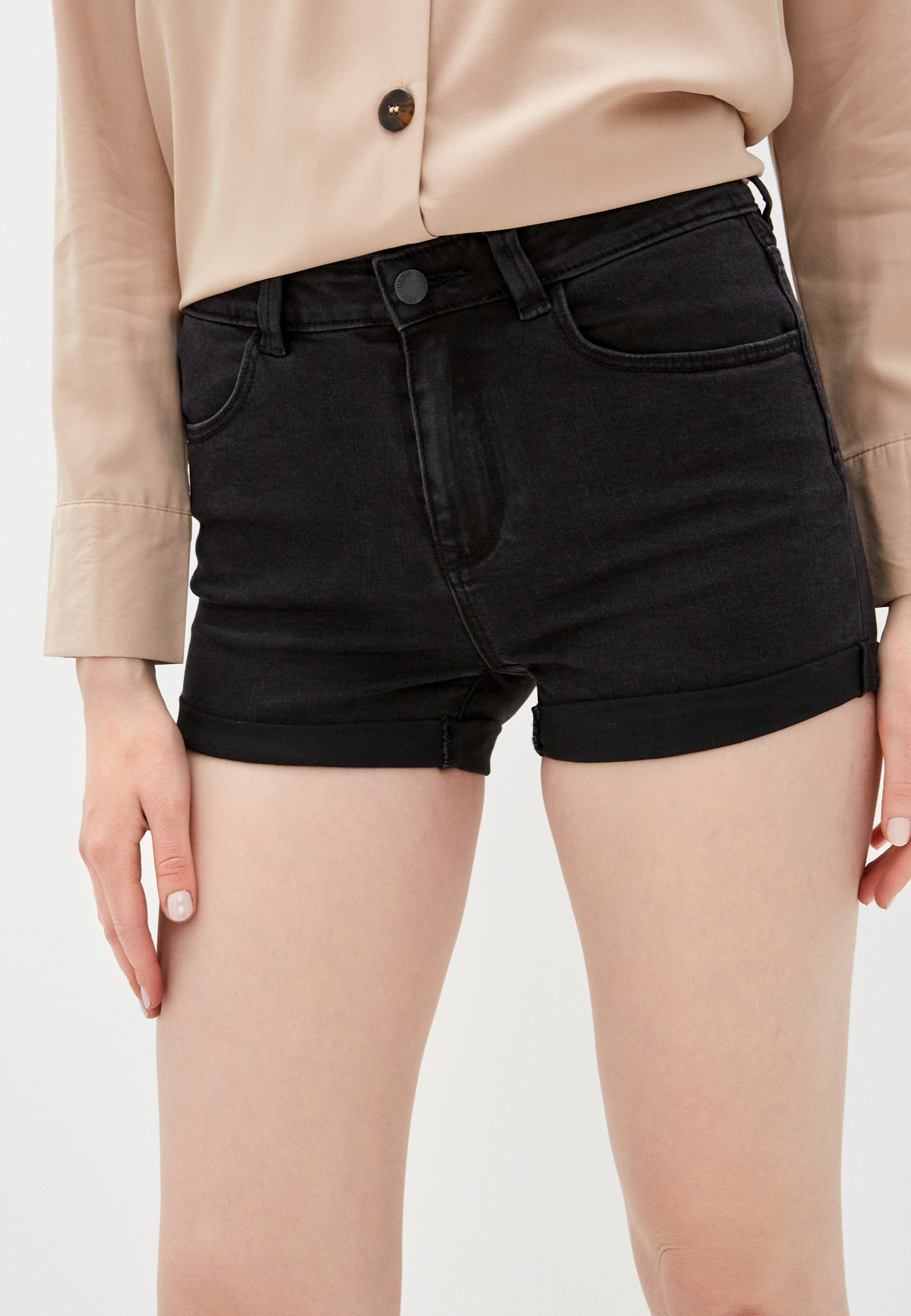 Женские джинсовые шорты Pimkie 140836