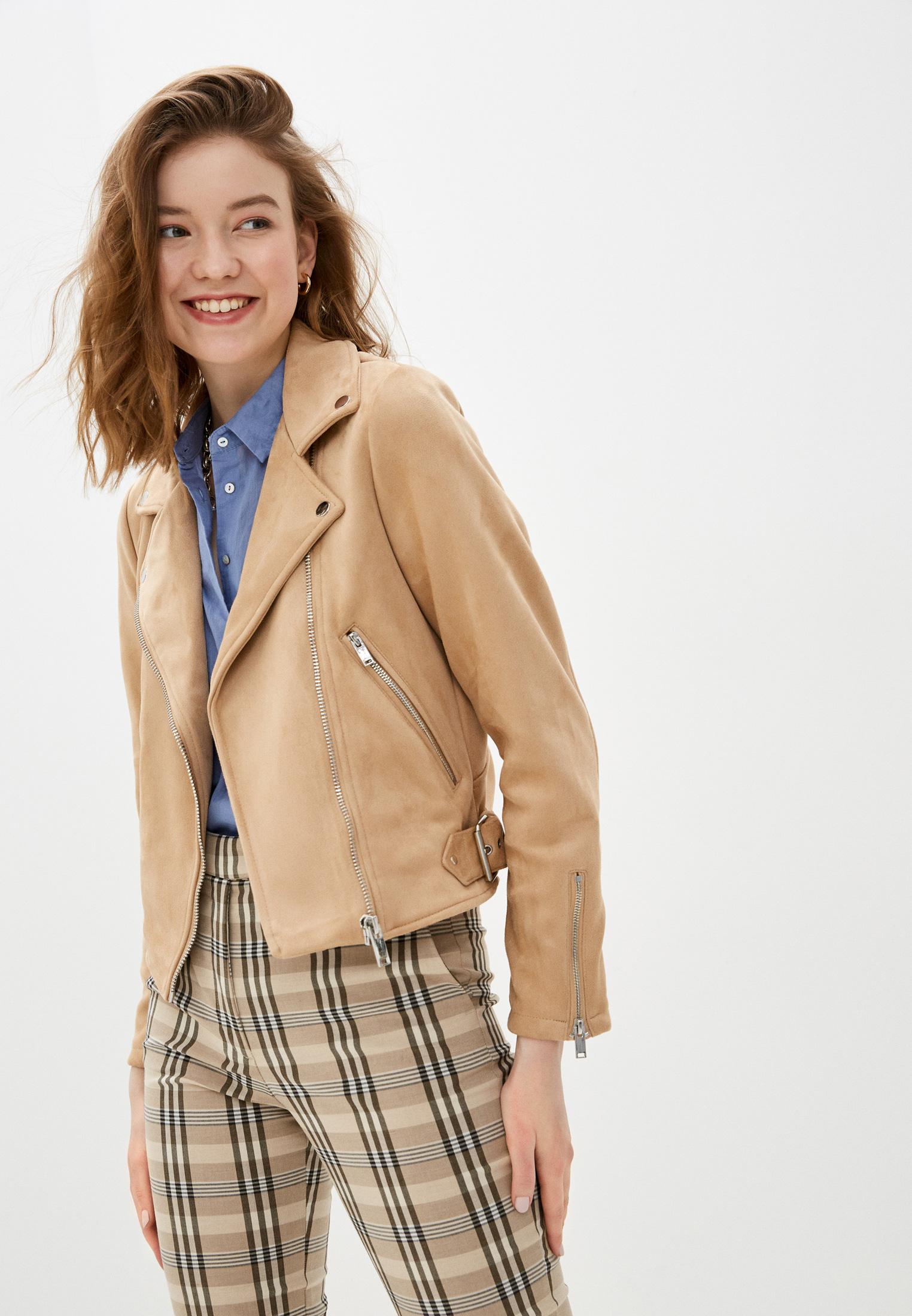 Кожаная куртка Pimkie 323361