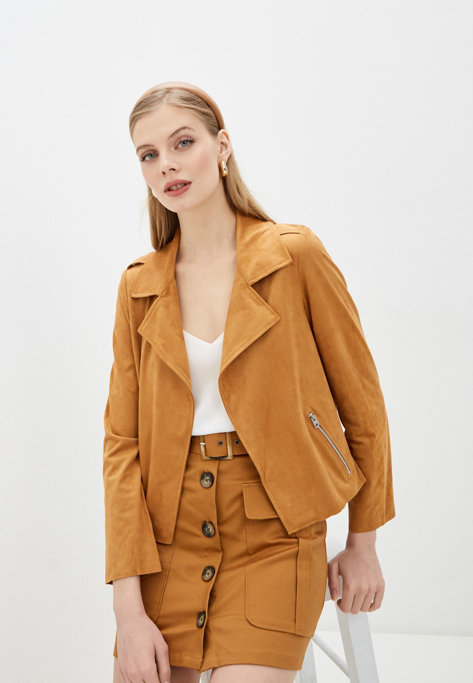 Кожаная куртка Pimkie 323387